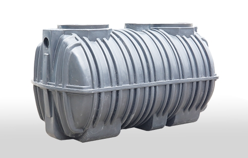 1.5m harmless integrated rolling septic tank