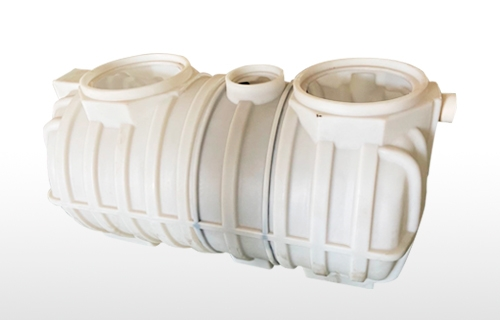 1.0m harmless integrated rolling septic tank
