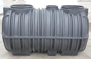 How to use rotomolding septic tank