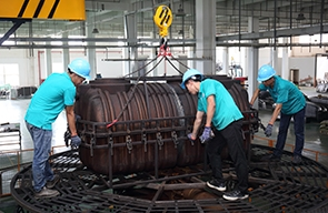What is the difference between a rotomolding septic tank  an injection molding septic tank?