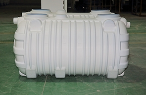 What is a plastic septic tank